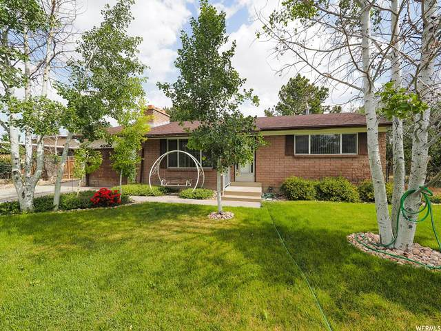 4262 W Benview Dr, West Valley City, UT 84120 (#1748131) :: UVO Group | Realty One Group Signature