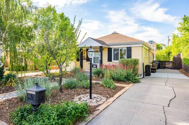 869 E Hudson Ave, Salt Lake City, UT 84106 (#1748143) :: Doxey Real Estate Group