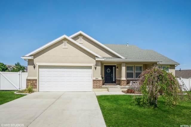 564 Little Rock Circle Cir, Santaquin, UT 84655 (#1748167) :: C4 Real Estate Team