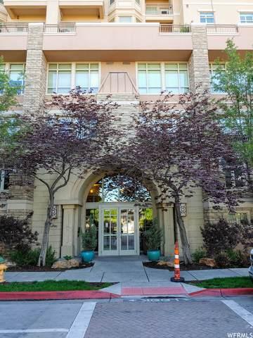 5 S 500 W #904, Salt Lake City, UT 84101 (#1748213) :: Berkshire Hathaway HomeServices Elite Real Estate