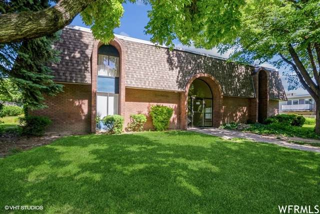 24 W Lester Ave S C22, Salt Lake City, UT 84107 (#1748221) :: UVO Group | Realty One Group Signature