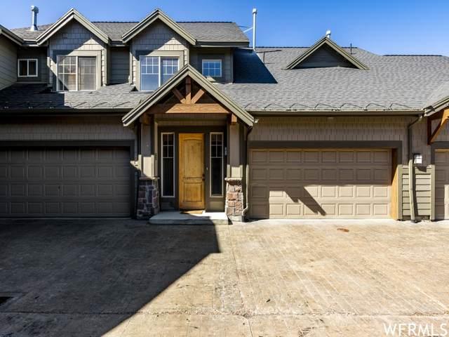 6010 N Fox Point Circle #B2 W, Park City, UT 84098 (#1748225) :: Utah Best Real Estate Team   Century 21 Everest