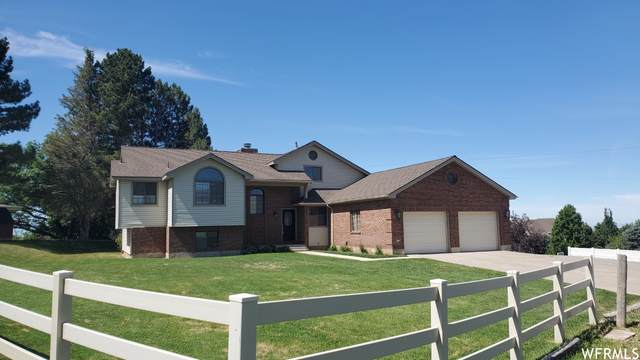 1505 E Navajo, Ogden, UT 84403 (#1748231) :: Colemere Realty Associates