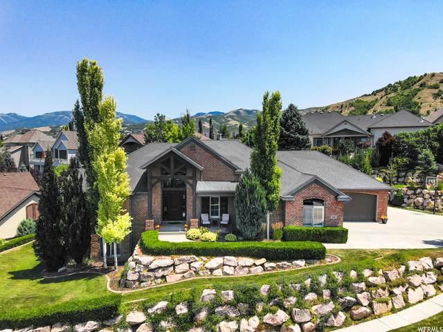 685 S Ridgetop Ln E, North Salt Lake, UT 84054 (#1748234) :: The Perry Group