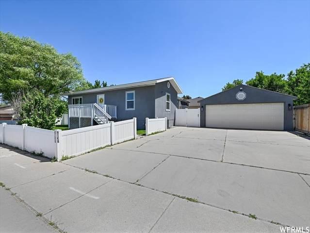 2137 W 6200 S, Salt Lake City, UT 84129 (#1748249) :: Utah Best Real Estate Team   Century 21 Everest