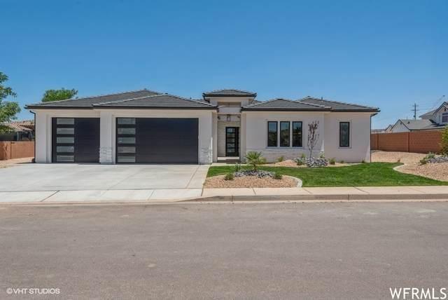 1379 S 2830 E, St. George, UT 84790 (#1748271) :: Gurr Real Estate