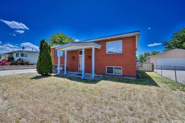 4443 W 3100 S, West Valley City, UT 84120 (#1748275) :: Utah Best Real Estate Team   Century 21 Everest