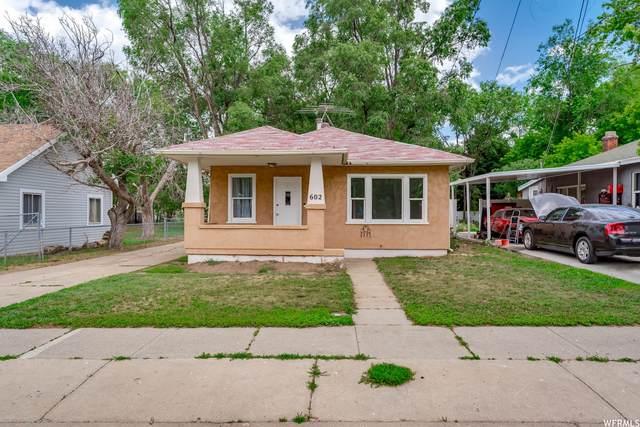 602 Chester St, Ogden, UT 84404 (#1748280) :: Utah Dream Properties