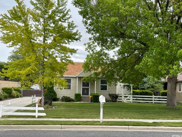1073 S Navajo St W, Salt Lake City, UT 84104 (#1748290) :: Utah Real Estate
