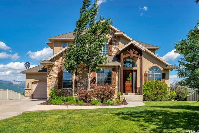 946 S West Cobblestone Dr E, Heber City, UT 84032 (#1748294) :: UVO Group | Realty One Group Signature