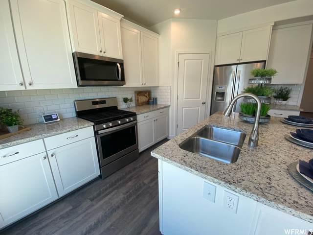 566 W 850 S #63, Springville, UT 84663 (#1748295) :: C4 Real Estate Team
