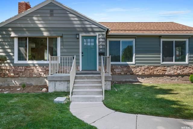 2323 S Sheridan Rd, Salt Lake City, UT 84108 (#1748302) :: Utah Dream Properties