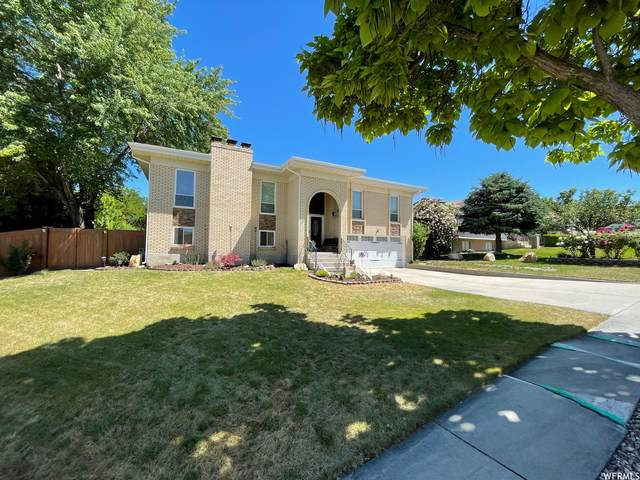 971 E Silver Sage Dr, Sandy, UT 84094 (#1748319) :: Pearson & Associates Real Estate