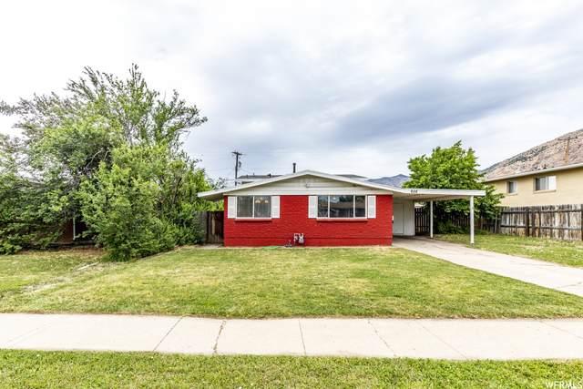 658 1ST ST., Ogden, UT 84404 (#1748322) :: Utah Dream Properties