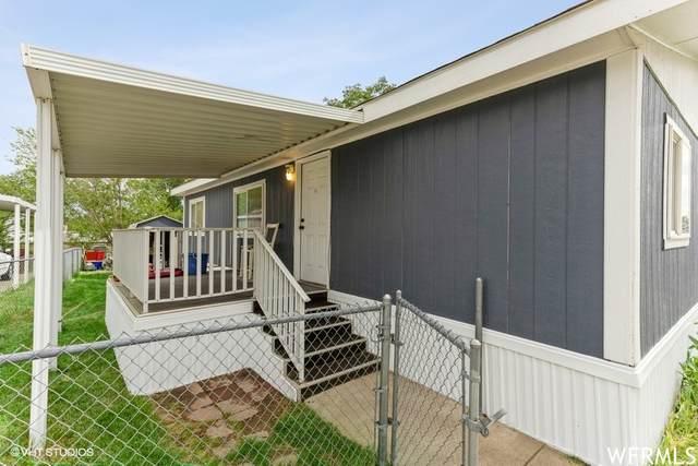 174 W Cushing Way N, Layton, UT 84041 (#1748343) :: Utah Dream Properties