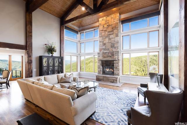 6868 Saddle Ct, Park City, UT 84098 (#1748381) :: UVO Group | Realty One Group Signature