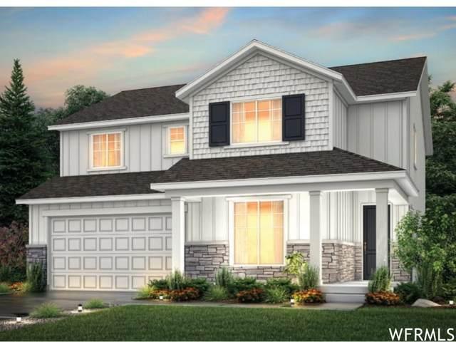 3113 S Edgewater Ln W #123, Syracuse, UT 84075 (#1748388) :: Utah Real Estate