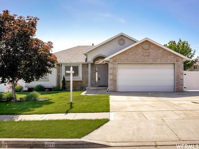 2321 N 75 E, Layton, UT 84041 (#1748397) :: Utah Dream Properties