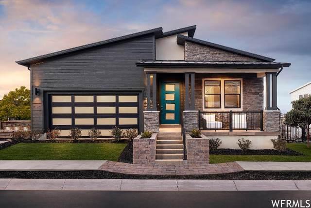 14909 S Haddon Ln W #139, Herriman, UT 84096 (#1748399) :: Utah Best Real Estate Team | Century 21 Everest