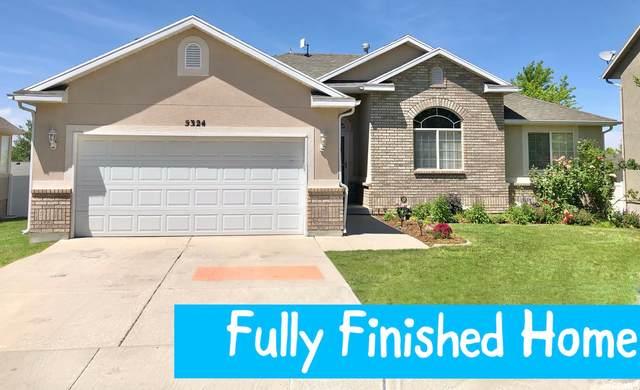 5324 Leila Ln, Herriman, UT 84096 (#1748417) :: Utah Best Real Estate Team | Century 21 Everest