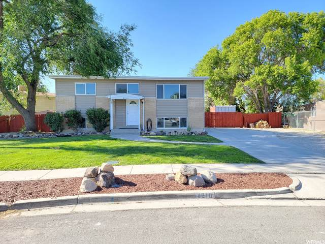 4210 W Rae St, West Valley City, UT 84120 (#1748419) :: Utah Best Real Estate Team | Century 21 Everest