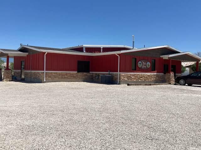 350 N Main St, Centerfield, UT 84622 (#1748425) :: Bear Phelps Group