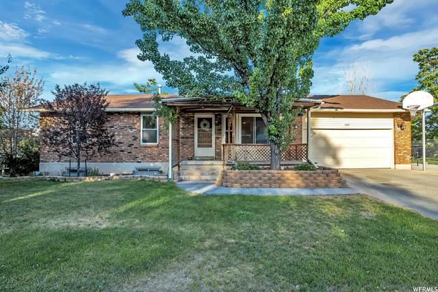 8487 S Mckenzie Ln, West Jordan, UT 84081 (#1748433) :: Utah Dream Properties