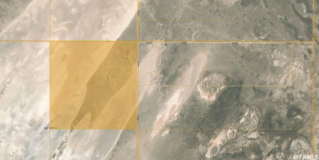 12800 N 7200 E, Beryl Junction, UT 84714 (MLS #1748437) :: Lookout Real Estate Group