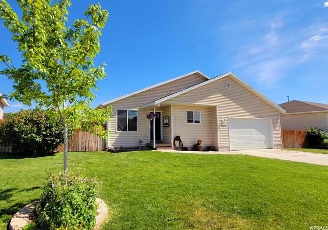 1408 W 925 S, Vernal, UT 84078 (#1748441) :: Bustos Real Estate | Keller Williams Utah Realtors