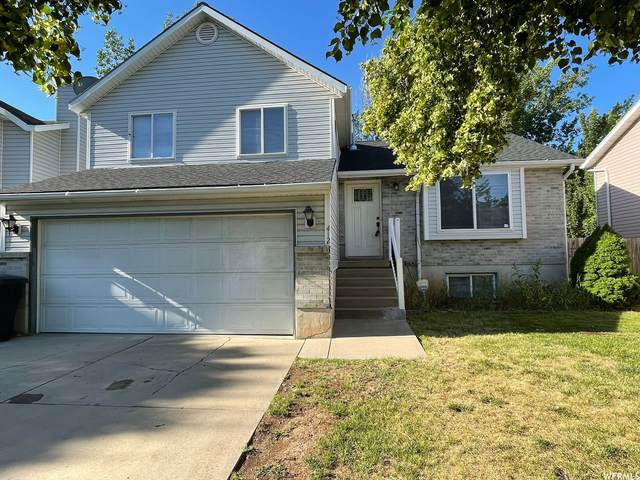 412 W 180 N, Clearfield, UT 84015 (#1748442) :: Utah Real Estate
