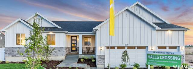 4309 W 6075 S Model, Hooper, UT 84315 (#1748458) :: UVO Group | Realty One Group Signature