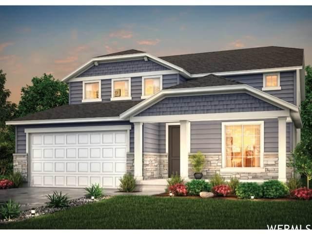 3103 S Edgewater Ln W #124, Syracuse, UT 84075 (#1748459) :: Utah Real Estate