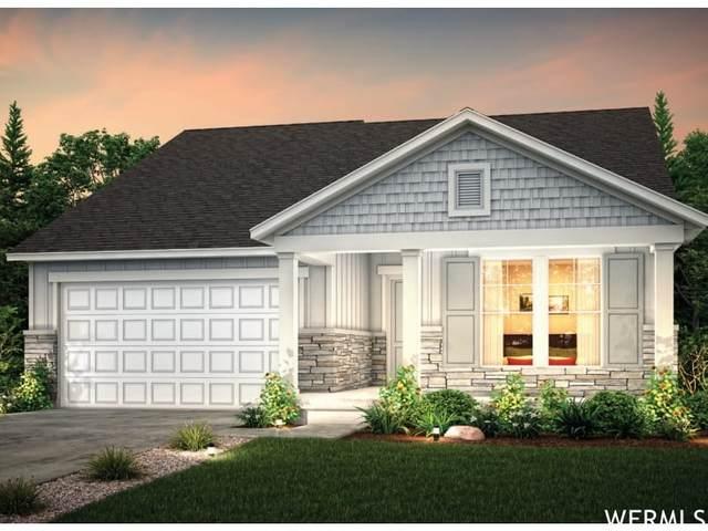 3133 S Edgewater Ln W #121, Syracuse, UT 84075 (#1748461) :: Utah Real Estate