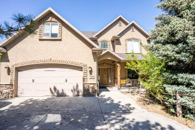 9548 S Flint Dr, Sandy, UT 84094 (#1748465) :: Pearson & Associates Real Estate