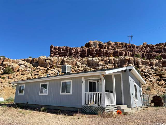 9028 W Ledge Ln, Upalco, UT 84007 (#1748467) :: Doxey Real Estate Group