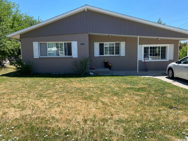 1010 E 550 S, Pleasant Grove, UT 84062 (#1748493) :: Utah Dream Properties