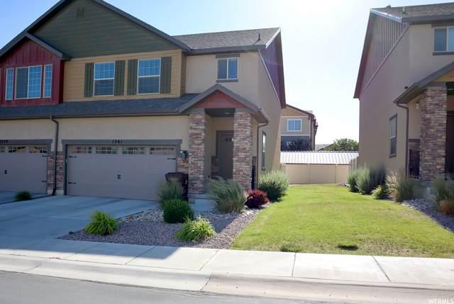 1261 N Silvercrest Dr, Saratoga Springs, UT 84045 (#1748496) :: Utah Dream Properties