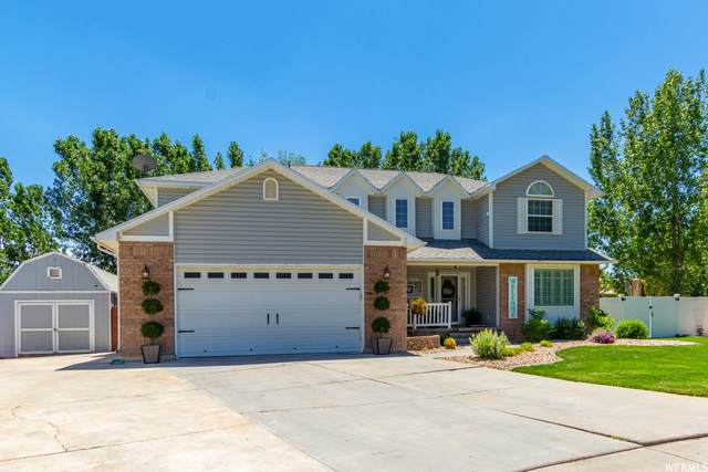 1645 S 1050 W, Vernal, UT 84078 (#1748507) :: C4 Real Estate Team