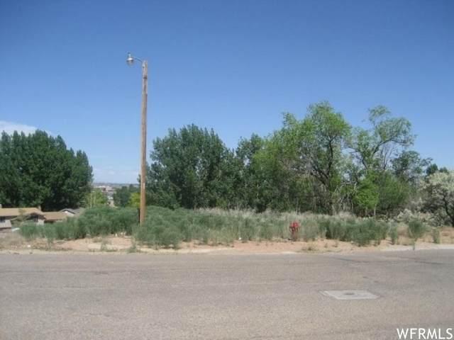 90 N Skyline Dr, Roosevelt, UT 84066 (MLS #1748516) :: Lookout Real Estate Group