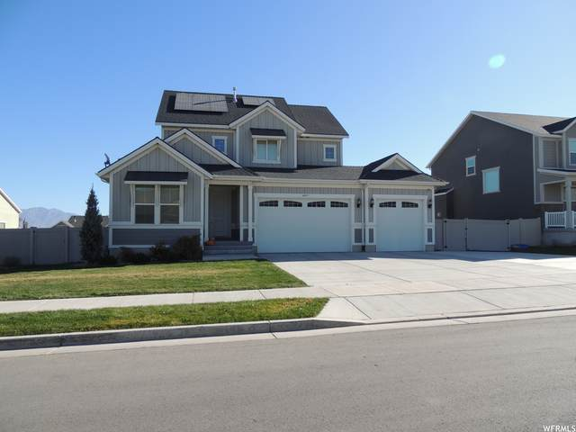 9477 S Lea Heather Way W, West Jordan, UT 84081 (#1748521) :: Utah Dream Properties