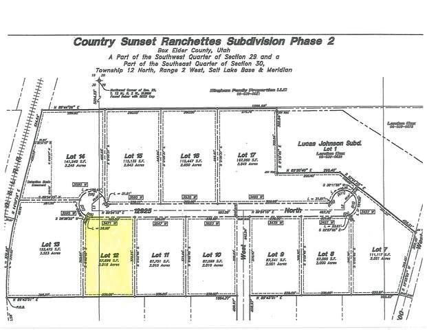 3571 W 12925 N, Collinston, UT 84306 (#1748522) :: Pearson & Associates Real Estate