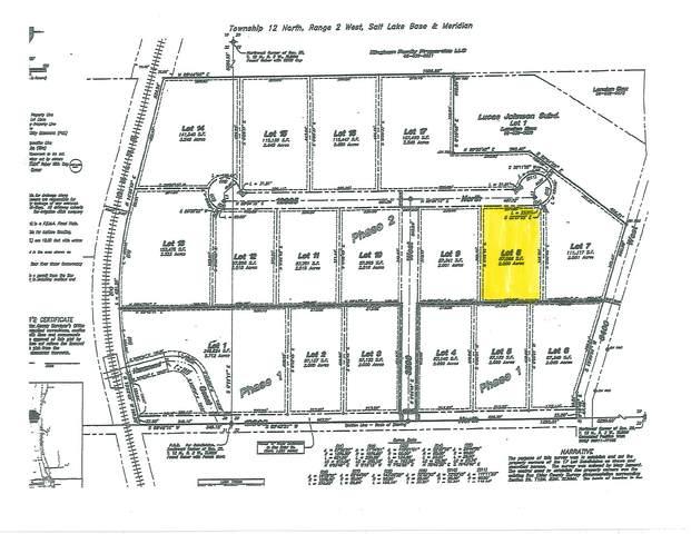 3451 W 12925 N #8, Collinston, UT 84306 (#1748527) :: Pearson & Associates Real Estate