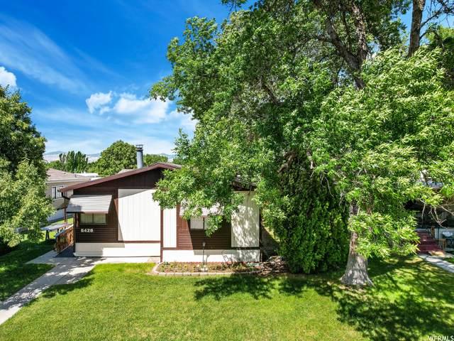 6426 S 890 W, Murray, UT 84123 (#1748533) :: Utah Dream Properties