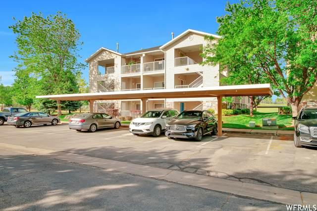 965 W Little River Way #1, South Salt Lake, UT 84119 (#1748541) :: Utah Dream Properties