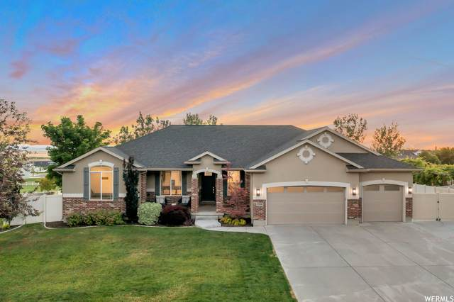 2246 S 150 E, Kaysville, UT 84037 (#1748552) :: UVO Group | Realty One Group Signature