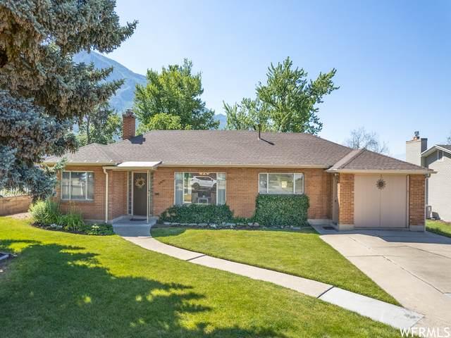 1070 E Briar Ave N, Provo, UT 84604 (#1748559) :: Utah Real Estate