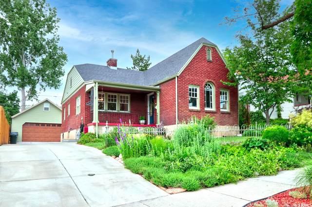 1525 E Roosevelt Ave S, Salt Lake City, UT 84105 (#1748566) :: Bustos Real Estate | Keller Williams Utah Realtors