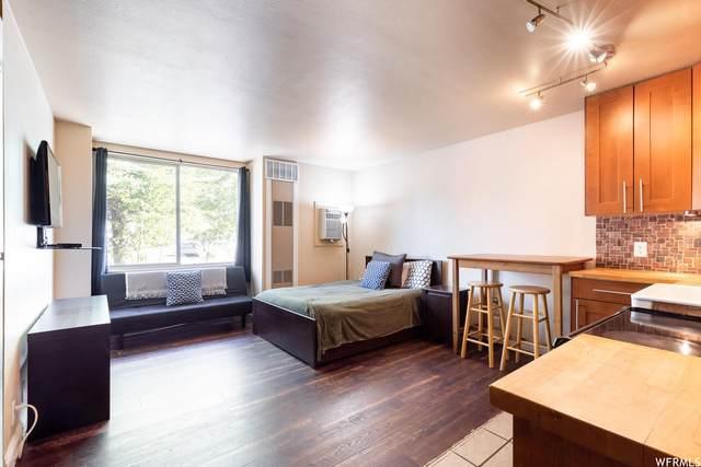 2105 Prospector Ave #200, Park City, UT 84060 (#1748578) :: Powder Mountain Realty