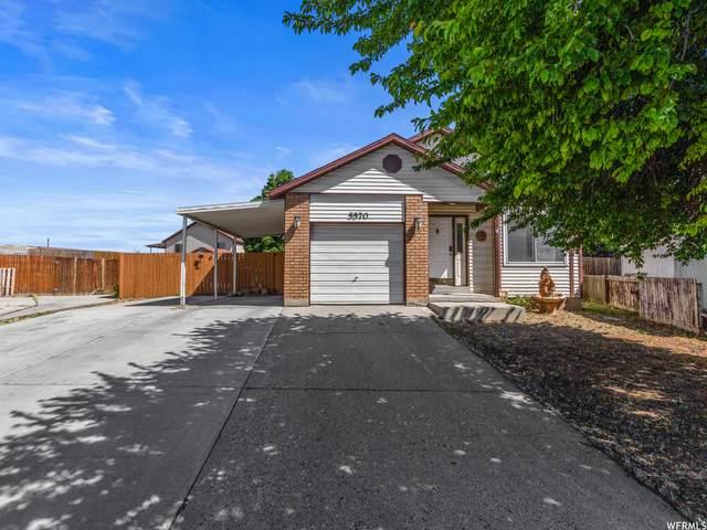 5570 W Snowdrop Pl S, West Jordan, UT 84081 (#1748580) :: Utah Real Estate