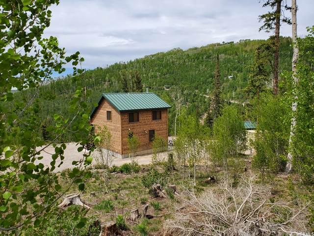 74 Goosberry Canyon Ests #74, Fairview, UT 84629 (#1748594) :: Powder Mountain Realty